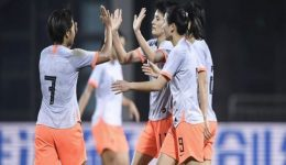 China conquer Cameroon to win in Wuhan