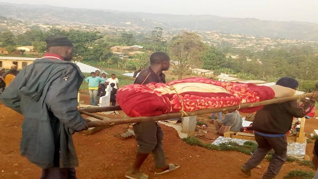 Cameroon gov't forces attack Southern Cameroons village