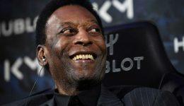 Football legend Pele hospitalized in Paris