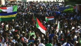 Hundreds hold anti-junta rallies in Sudan's state capitals