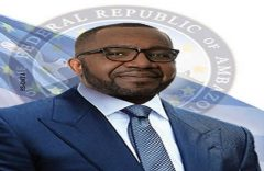 Ambazonia: Vice President Dabney Speaks of his Vision, his Health and the way Forward
