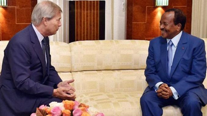 Francophone Crisis: Bolloré sought Biya's influence over Douala port concession