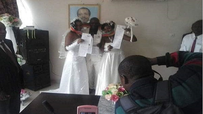CPDM Crime Syndicate: Man Marries Two Best Friends On Same Day (See Pictures)