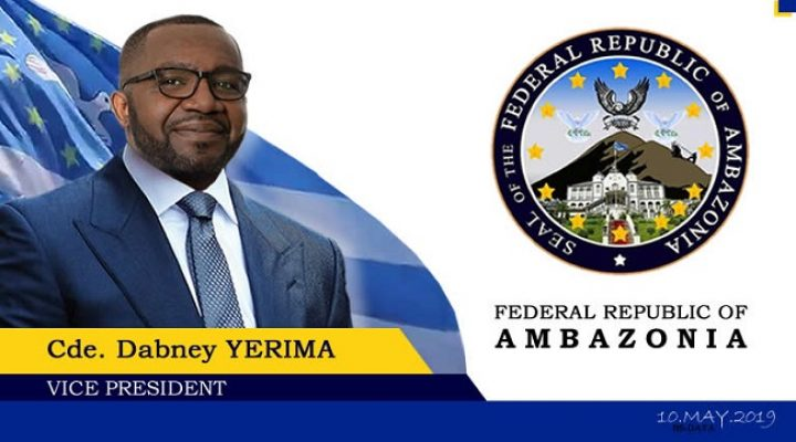 Southern Cameroons Crisis: Vice President Yerima condemns French Cameroun attacks in Bangem, Bui and Bali