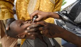 Yaounde declares polio public emergency after 4-year absence