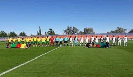 Cameroon sink Zambia in Afcon warm-up