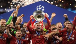Liverpool crowned kings of Europe for sixth time after beating Spurs
