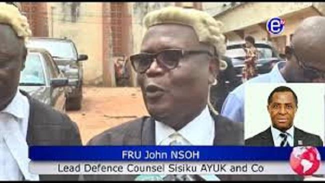 Barrister Fru John Nsoh: Southern Cameroons Judas Iscariot