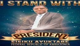 Federal Republic of Ambazonia: The President Sisiku Ayuk Tabe interview with Deutsche Welle