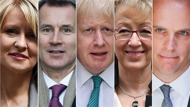 UK: Ruling party announces shortlist for leadership contest