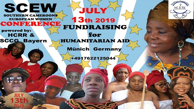 Supporting Southern Cameroons: Munich Conference to raise significant funding