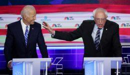 US: Biden in the hot-seat of a tense US Democratic debate
