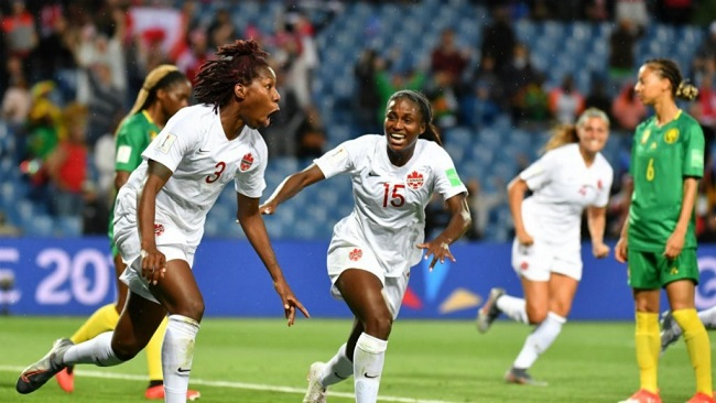 Women's Football World Cup: Canada beat Cameroon and Argentina thwart Japan
