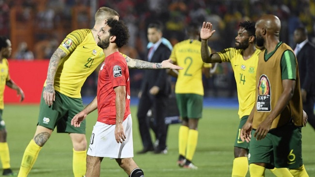 Africa Cup of Nations: Host Egypt, Cameroon knocked out