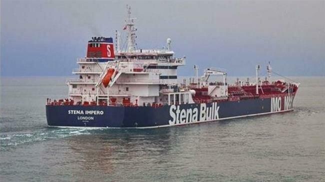 Iran's Revolution Guards captures British oil tanker in Strait of Hormuz