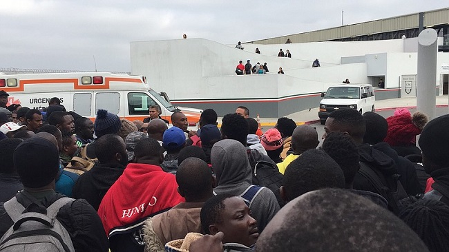 What Led Asylum-Seekers From Cameroon To Tijuana?