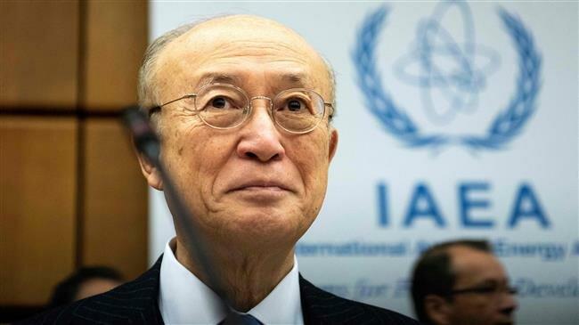 IAEA Director General Yukiya Amano passes away at 72
