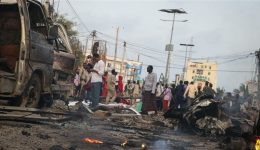 Americans among dead as hotel attacked in Somalia