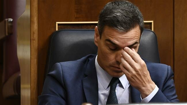 Spain: Acting premier admits defeat in confidence vote after failure of coalition talks