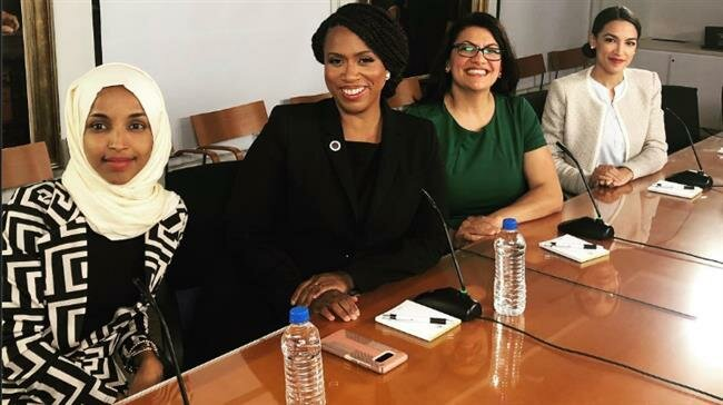 Making America White Again: Trump tells Democratic congresswomen to 'go back' to where they came from