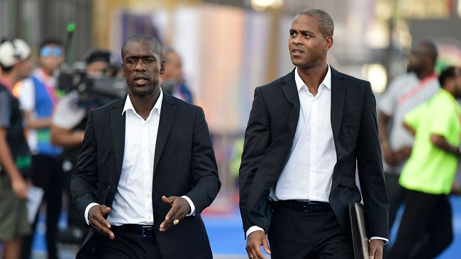 Yaounde fires Seedorf after early exit at African Cup