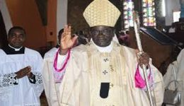 Archbishop of Yaounde calls for peace in Southern Cameroons