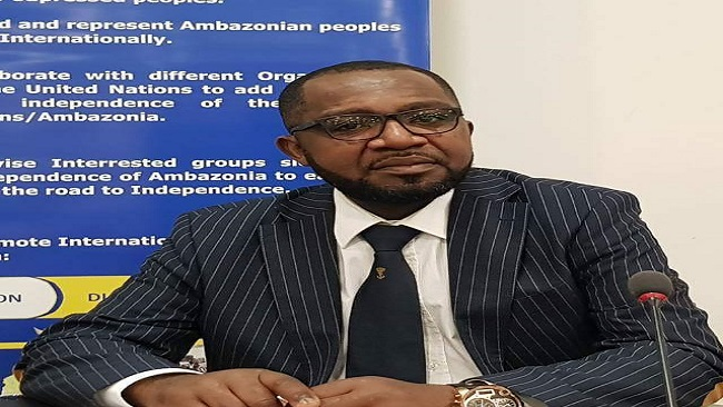 Southern Cameroons: Vice President Yerima says Resistance only way for Ambazonia to confront French Cameroun oppression