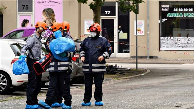 2nd explosion hits Denmark's capital in 4 days; terrorism ruled out