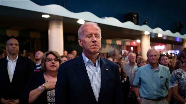 Democratic candidate Joe Biden says US must get weapons of war off streets