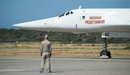 Russia sends two nuclear-capable bombers near US border