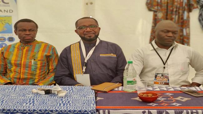PLO Lumumba meets Vice President Yerima, Promises Support For Ambazonia