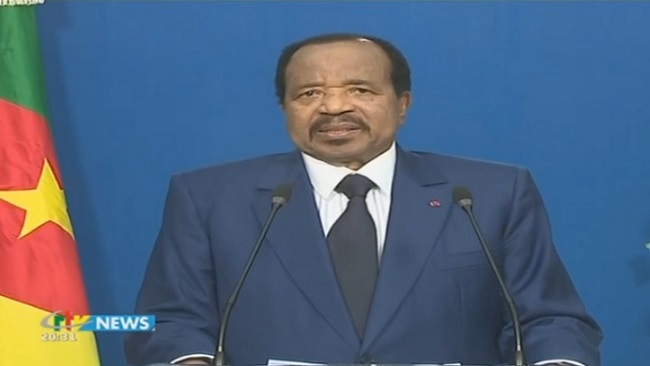 French Cameroun Conflict: Biya seeks to douse crises with surprise concessions