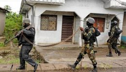 Biya regime says security forces repel Ambazonia' attack on gov't officials