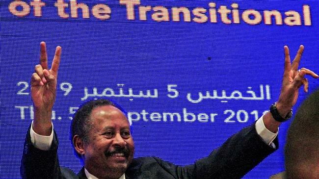 Sudan's first post-Bashir cabinet sworn in