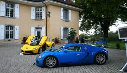 Luxury cars seized from Equatorial Guinea leader's son auctioned off in Switzerland