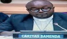 Southern Cameroons Crisis: Roman Catholic Church leaders want answers after arrest of Caritas head