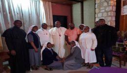 Ambazonia: Father Paul Njokikang freed