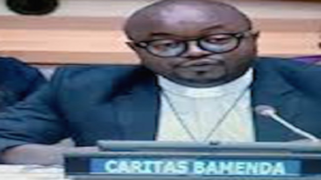 Southern Cameroons Crisis: Director of Caritas Revered Father Njokikang arrested