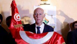 Tunisia's Kais Saied wins presidential election runoff