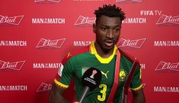 Football: AC Milan's interest in signing André-Frank Zambo Anguissa confirmed
