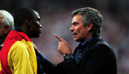 Eto'o does not select Mourinho or Guardiola as his best coach