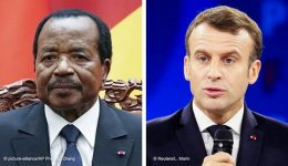 Paris: President Macron urged to take action in the Southern Cameroons Crisis