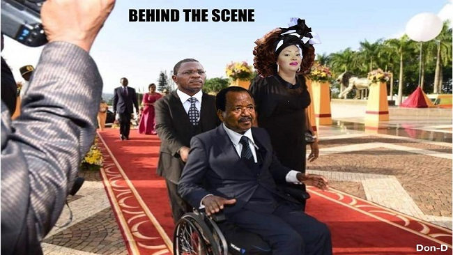 Biya is now doing a Robert Mugabe