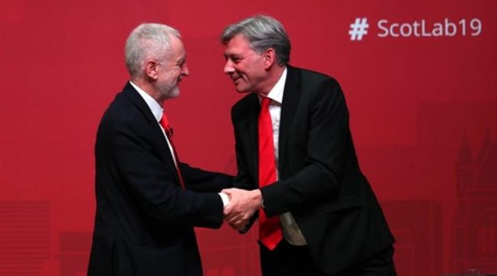 UK: Labour leader makes strong pledges ahead of his visit to Scotland