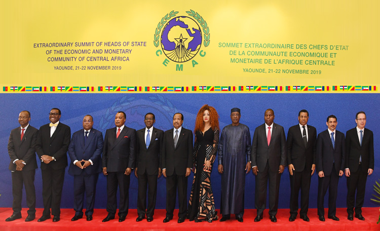Central African Leaders Discuss Ways to Spur Slow Growth