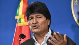 Bolivia enmeshed in chaos as  former President Morales heads to Mexico