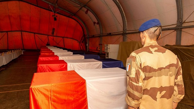 France reviews counter-terrorism strategy in Sahel