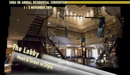 UK: SOBA Residential Convention 2019 kicks off in grand style in Colchester