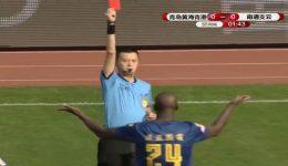 Yaya Toure red helps Englishman Gary White to last-gasp China survival