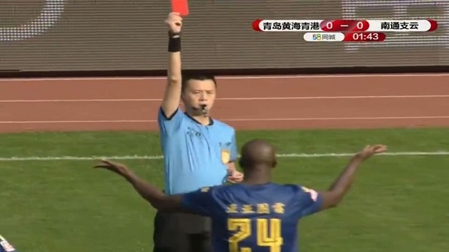 Yaya Toure red helps Englishman Gary White to last-gasp China survival